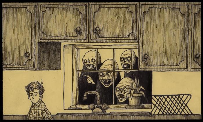 Jhon Kenn, Edward Gorey y el Horror Cósmico | Noviembre Nocturno 55