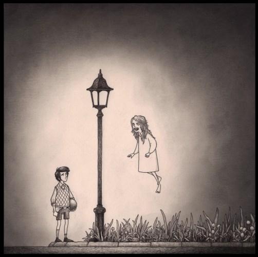 Jhon Kenn, Edward Gorey y el Horror Cósmico | Noviembre Nocturno 11