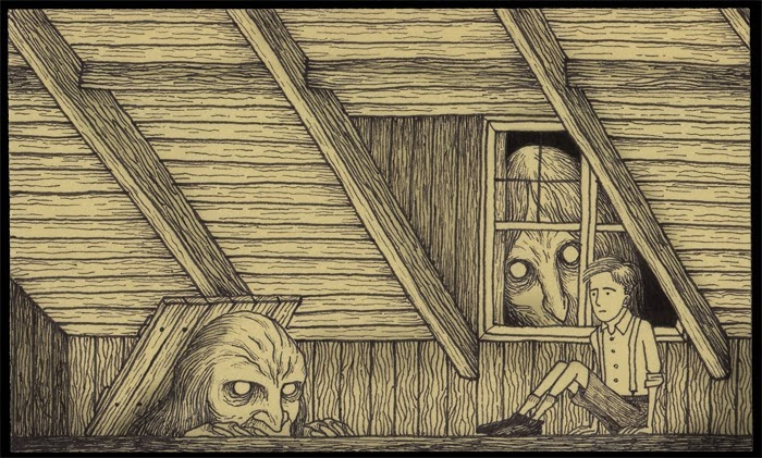 Jhon Kenn, Edward Gorey y el Horror Cósmico | Noviembre Nocturno 47