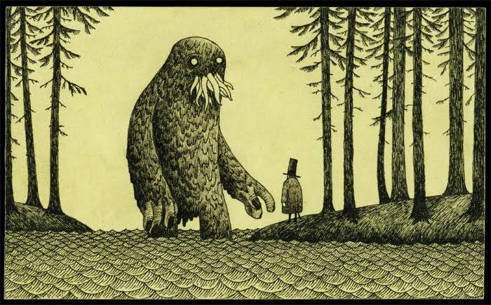 Jhon Kenn, Edward Gorey y el Horror Cósmico | Noviembre Nocturno 8