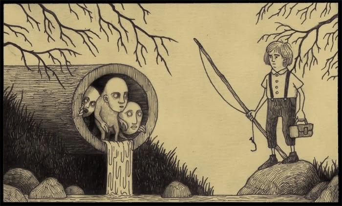 Jhon Kenn, Edward Gorey y el Horror Cósmico | Noviembre Nocturno 20