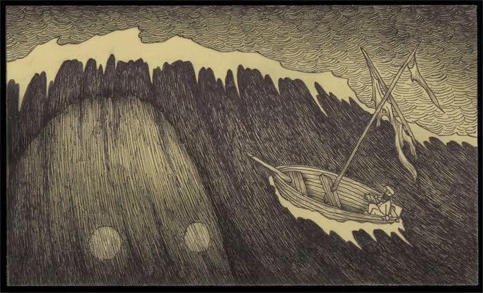 Jhon Kenn, Edward Gorey y el Horror Cósmico | Noviembre Nocturno 5