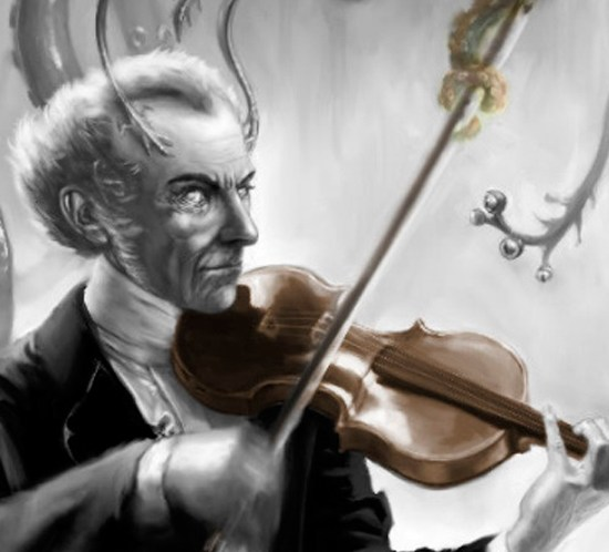 """La Música de Erich Zann"" de H.P. Lovecraft | Noviembre Nocturno 1"