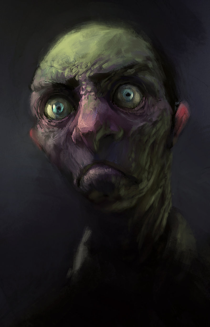 Innsmouth Look by Jeremy Hanna thumb