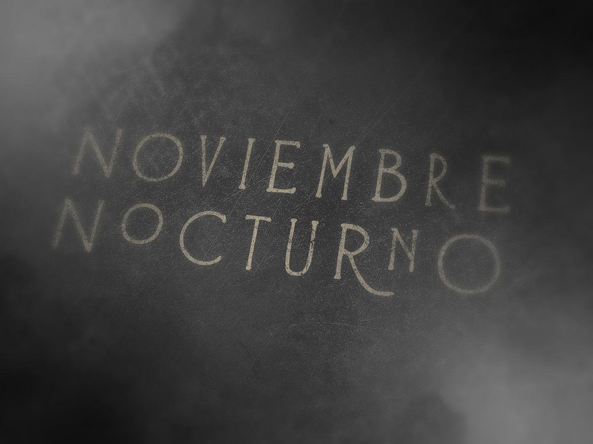 Noviembre Nocturno by Alva Aur