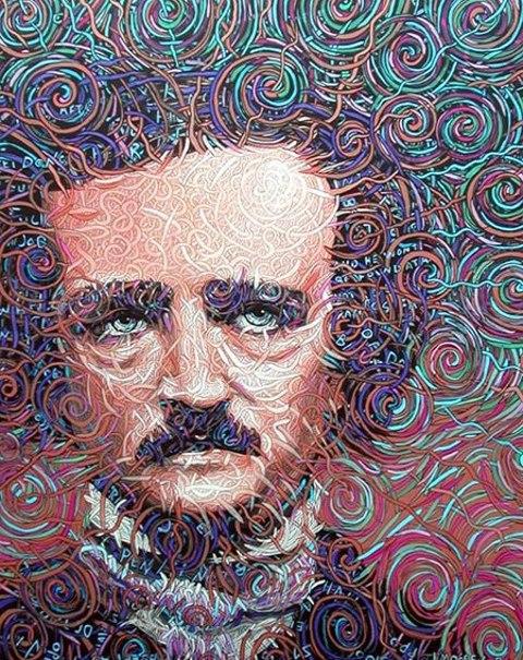 Edgar Allan Poe by Jack Morefield