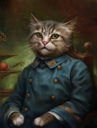 Eldar Zakirov noviembre nocturno ulthar gatos
