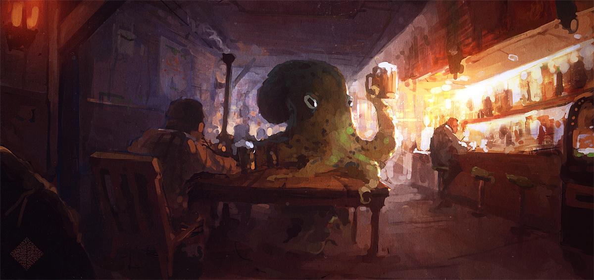 III Concurso de relato de Fantasía, Terror Y Ciencia Ficción de Noviembre Nocturno | Noviembre Nocturno 5