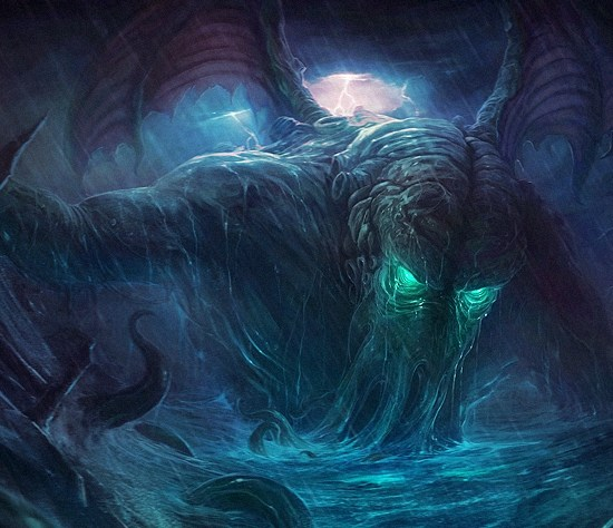 cthulhu wars by Richard Luong Noviembre Nocturno