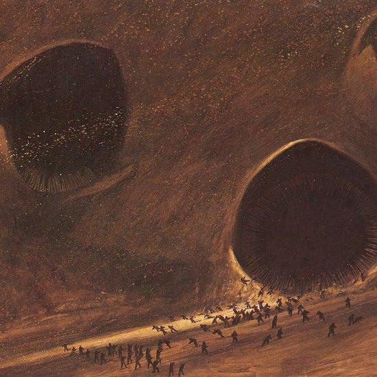 Dune de Frank Herbert Noviembre Nocturno