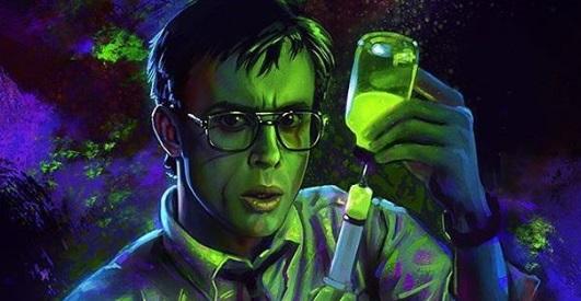 Reanimator Lovecraft Herbert West Noviembre Nocturno Miskatonic