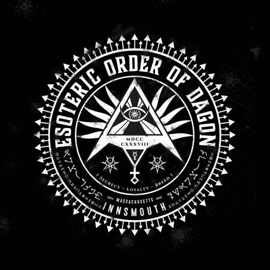 Esoteric order of dagon by Alva Aur