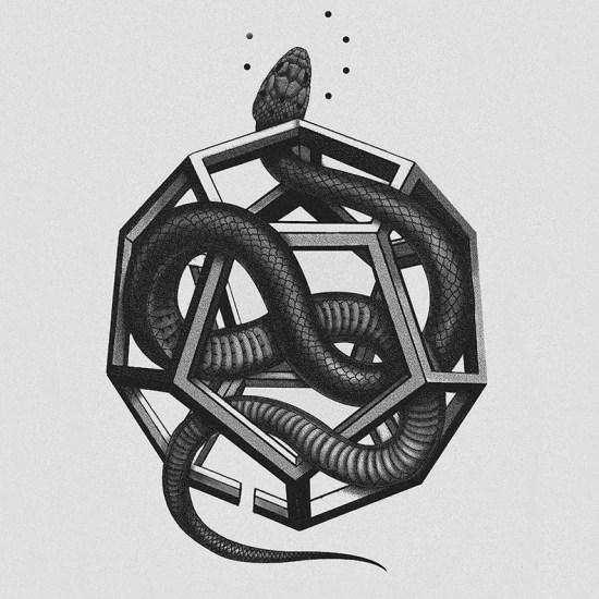 Luis Qviroz art reptilianos Noviembre Nocturno