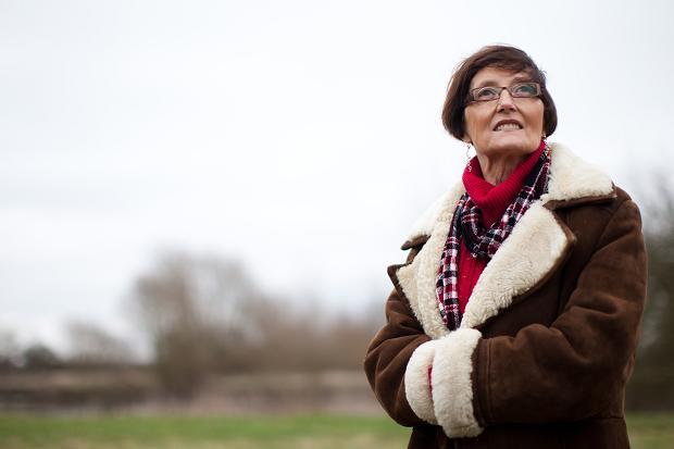 Christine Bryden - vive con una diagnosi di demenza a esordio precoce