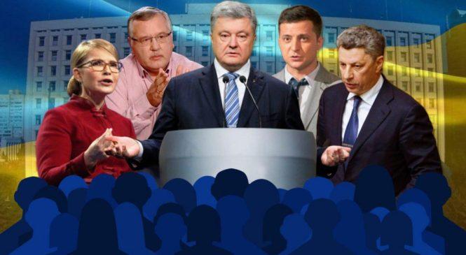 Як ЗМІ впливали на вибір житомирян у першому турі президентських виборів