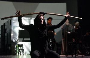Filoktet u produkciji Hrvatskog narodnog kazališta u Varaždinu