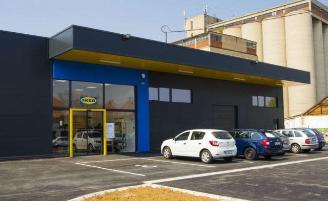 IKEA Centar za isporuku robe u Nišu; Foto: Jupiters Rings, Nenad Petrović