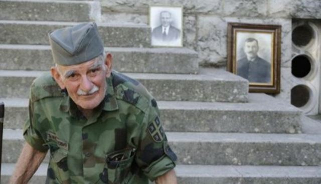 Đorđe Mihailović, čuvar srpskog vojničkog groblja u Solunu