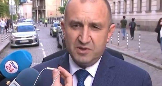 Железен Радев за Борисов: Обидите на един крадец не могат да ме засегнат! Часът му удари