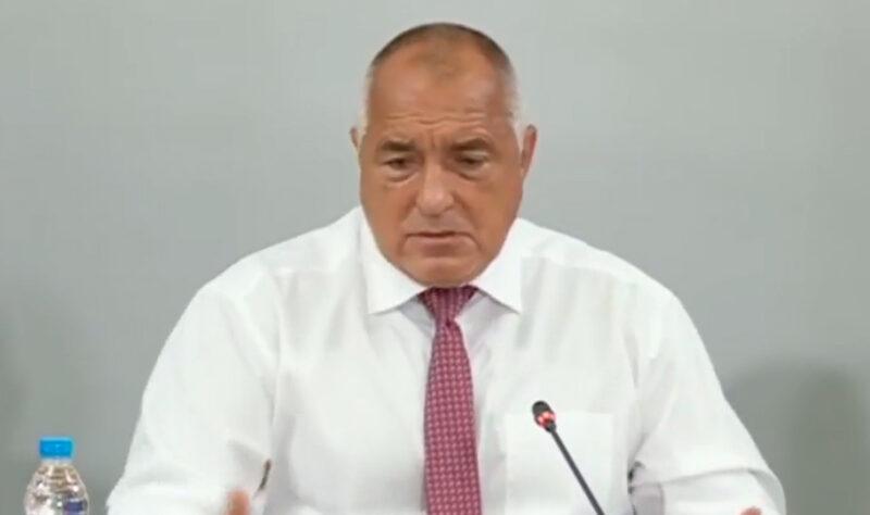 Стартира онлайн петиция с искане за оставката на Борисов