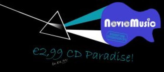 Nu ook cd's voor €4,99