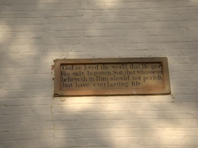 Biblical text on The Text Kiln