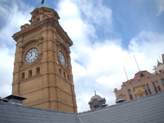 GPO Clocktower