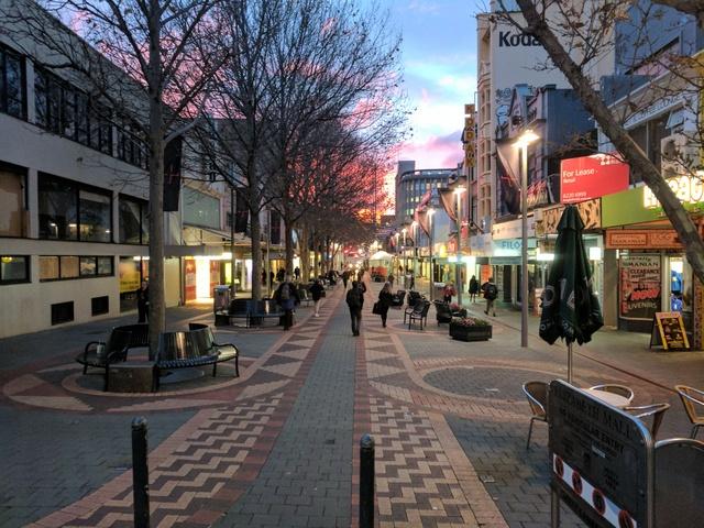 Elizabeth Mall, Hobart