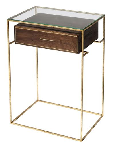 Marylebone bedside table – currently in stock