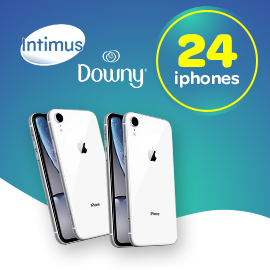 2 iPhones XR por mês