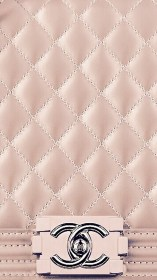 rose gold chanel iphone wallpapers pink themes backgrounds background desktop aesthetic hd phone cute pretty plus screen 6s wallpaperplay android