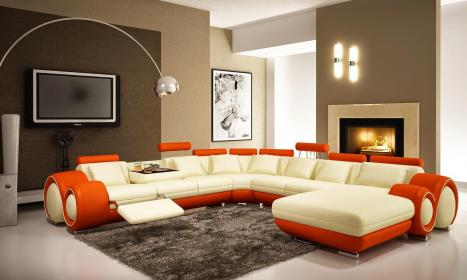 sofa modern furniture living contemporary room designs italian rooms styles colors different