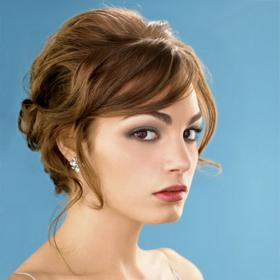 short hairstyles wedding hair bridal updo updos styles weddings medium bride hairstyle bangs elegant simple dos long indian latest accessories