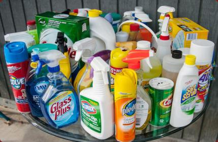 household cleaning products 500x500