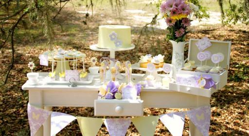dulces boda mesa mesas sencillas dulce table mallorca dessert sweet tables shiny parties happy kennedy sencilla como chic chucherias buffet