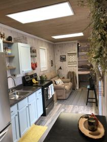 Texas Container Home (320 Sq Ft) TINY HOUSE TOWN