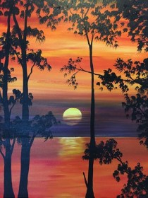 canvas painting easy beginners source