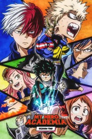 My Hero Academia Anime Poster My Hot Posters
