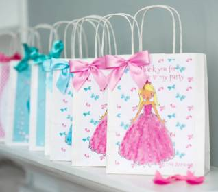 party princess bag butterfly personalised bags pack notonthehighstreet gift cards
