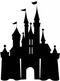 Best Disney Castle Clipart #4845 Clipartion