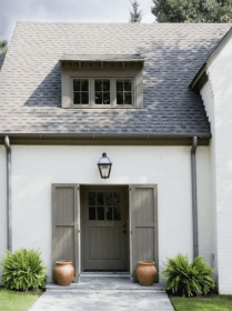 exterior paint trends unknown