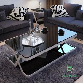 table coffee living glass end modern simple tea hardware louis tables furniture unit alibaba