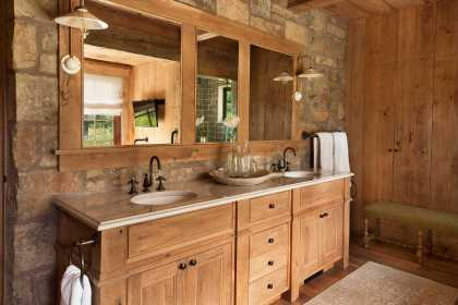 rustic bathroom designs breath fantastic away take vanities bathrooms cabin decor architectureartdesigns awesome remodel modern selection gorgeous source wall half