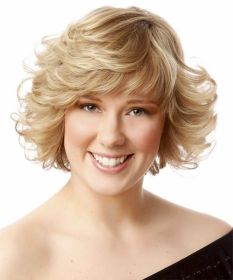curly hairstyles short 80s wedge hairstyle haircut bangs layered 70s wavy hair 80 haircuts bob retro feathered formal synthetic styles