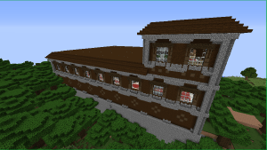 Tutorials/Defeating a woodland mansion Official