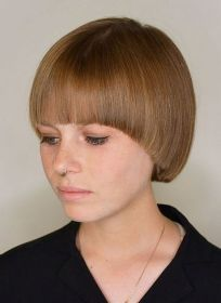 bowl haircut haircuts hairstyle pelo cortes bob cut short hairstyles mujer cheveux cabello peinados corto corte mujeres wedge woman pageboy