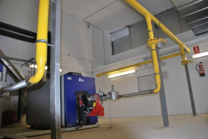 Instalación de Gas Natural en Nou Hospital de Reus Ideas Gas