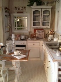 shabby chic kitchen decor designs accessories awesome rustic kitchens