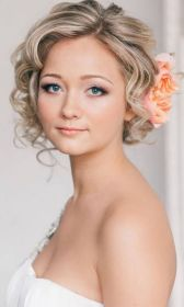short hair wedding hairstyle updos curly hairstyles formal haircuts