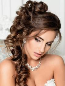Wedding Hairstyles for Long Hair Summer 2018 2019 3